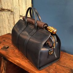 Fantastic duffle bag by @frankclegg
