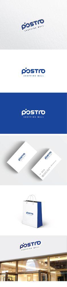 포스트로 / Design by tguitar / 홍보용 종합 쇼핑몰과 오픈마켓 판매를 목적으로 하는 곳으로 소비자가 신뢰할 수 있는 회사라는 이미지가 강하도록 만들어진 로고 디자인 우승작 입니다! #포스트로 #홍보 #쇼핑몰 #천연 #미용 #화장품 #오픈마켓 #blue #infinite #shopping #BI #CI #logo #design #logodesign #symbol #typography #color #icon #portfolio #브랜딩 #브랜딩디자인 #브랜드디자인 #포트폴리오 #라우드소싱 #디자인의뢰 #디자인공모전