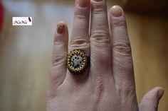 Embroided Ring /Anillo bordado