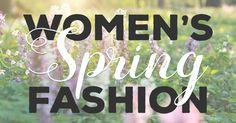 Women's Spring Fashion
