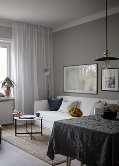 Small home with a smart layout - via Coco Lapine Design blog