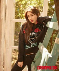 Suzy - Cosmopolitan Magazine 2017 October