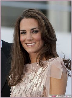Kate Middleton - To bad Diana is not here to know Kate.  I think they would have become great friends.