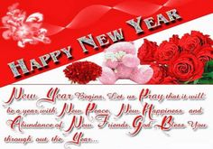 Happy New Year Rose Wallpaper 2019 For Cute Girls And Women Happy New Year Images, Happy New Year 2016, New Year Photos, New Years 2016, New Years Eve, New Year Wallpaper, Rose Wallpaper, Friend Poems, Let Us Pray