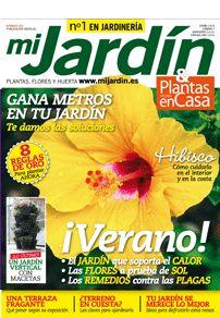 MI JARDIN  nº 255 (Xuño 2015)