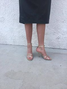 Stivali al ginocchio di PRADA,vera pelle vitello Depop