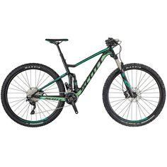 Women's Scott Contessa Spark 930 Black/Teal - Mountain | CBI Bikes - Mountain Bikes, Cycling and more - live the bike life.cbibikes.com