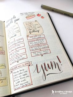 Personalizing your cookbook makes it that much more fun to cook...or to give as a gift! Who doesn't love DIY?!