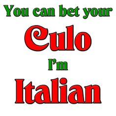 LOL my grandma always says culi
