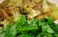 Bacalhau à congregado | Receitas Rápidas, Fáceis & Saudáveis