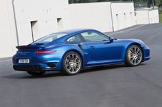 2014 Porsche 911 Turbo & Turbo S: First Drive (Page 3)