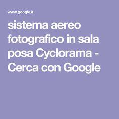sistema aereo fotografico in sala posa Cyclorama - Cerca con Google
