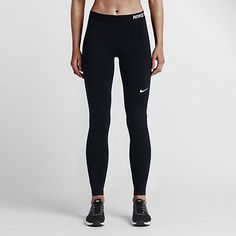 Shop Women's Nike Black size XS Leggings at a discounted price at Poshmark. Description: Like new Nike pro pants sz. Nike Pro Pants, Nike Pro Leggings, Sports Leggings, Printed Leggings, Leggings Store, Cheap Leggings, Nike Workout Leggings, Workout Gear, Cool Tights