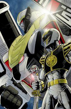 White Ranger, Tiger Power!
