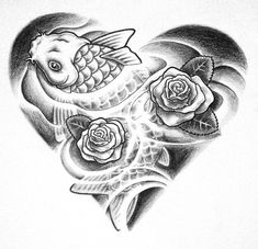 Koi Fish Tattoo Designs Design 900x868 Pixel!!! Soo dope!!