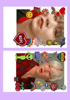 Foto Bts, Bts Suga, Bts Polaroid, Polaroids, Kpop Diy, Pop Stickers, Bts Aesthetic Pictures, Yoongi, Bts Lockscreen
