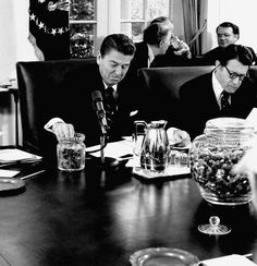 Ronald Reagan's Love for Jelly Beans