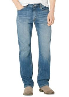Calvin Klein Jeans Cove Relaxed Fit Straight Leg Jeans