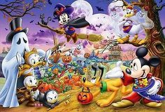 Disney's halloween #cross #stitch #pattern,  View more on the LINK: http://www.zeppy.io/product/gb/2/142156155809/