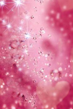 【人気117位】女子向けピンクのキラキラiPhone壁紙 | iPhone壁紙ギャラリー