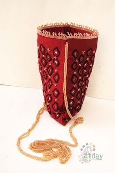 http://www.afday.com/collections/bags/products/silk-embroidered-bag  Rs 850