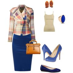 """Corporate Look I"" by hypnoears-official on Polyvore"