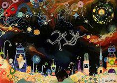 La grammatica della fantasia di Gianni Rodari a confronto con il processo creativo di Souther Salazar
