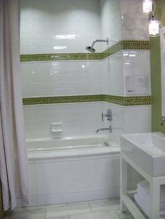 Home Decor Budgetista: Bathroom Inspiration - The Tile Shop