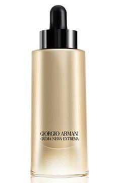 Giorgio Armani 'Crema Nera Extrema' Supreme Recovery Oil
