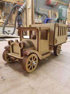 Model C Truck