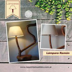Las lámparas de Laquinta siempre son una buena opción porque combinan la frescura y naturalidad de las ramas con la calidez de la luz interior. ¡Mirá nuestra Lámpara Ramón!