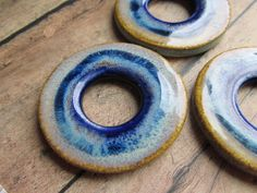 Hey, I found this really awesome Etsy listing at https://www.etsy.com/listing/178635175/multi-shades-of-blue-donut-pick-one-or