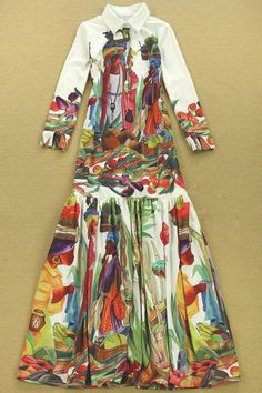long dress ethnic intimidation