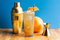 Greyhound Cocktail with Vodka & Tea Recipe