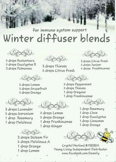 Diffusing Blend for immune
