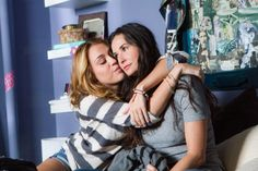 """Struggling mother Anne Williams (Demi Moore) and daughter Lola Williams in """"LOL"""" (2012)"""