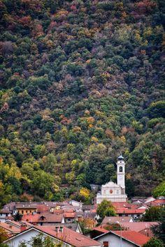 Chiusa San Michele  #myValsusa 12.10.17 #fotodelgiorno di Federico Milesi Foto