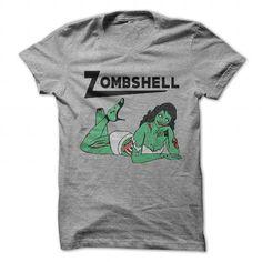 Zombshell T-Shirts, Hoodies (19$ ==►► Shopping Here!)