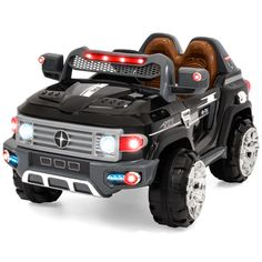 c368d02cd2e79 12V MP3 Kids Ride on Truck Car RC Remote Control