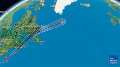Hurrikan Dorian nimmt Kurs auf Europa – das könnte für Deutschland Gutes bedeuten Nova Scotia, Camping In Deutschland, Happy Valley, The Weather Channel, Am Meer, Oslo, Ottawa, Quebec, Rv
