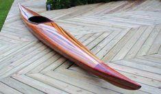 Guillemot Strip-Built Sea Kayak: Great All-Around Performance!
