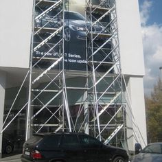 Stairway Tower Vertex Scaffolding  Nationwide!  0861 837 839  marketing@vertexsa.co.za For the past 9 years Vertex Scaffolding has been offering an array of customers with a complete solution to work at height.   We offer the following products for hire and sale: Kwikstage Scaffolding Self Lock Scaffolding Aluminium Stairway Towers Aluminium Span Towers Bridging Platforms Ladders Trolleys  Safety Equipment