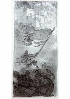 Paul Felix Mulan concept art is absolutely gorgeous.