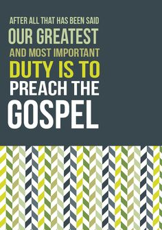 All Things Bright and Beautiful: Missionary Quotes