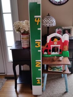 Giant Rulers - $24 Made by a good friend of mine.  thetreasurevine.com