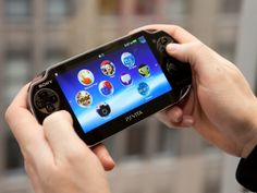 Sony shines the spotlight on Vita. http://cnet.co/NiB27k