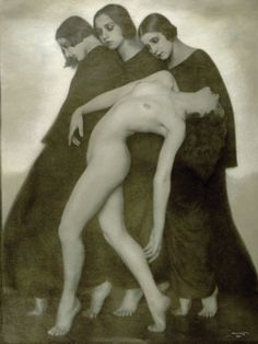 Rudolf Koppitz Motion Study,1926