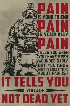 Wall Quotes, Motivational Quotes, Life Quotes, Inspirational Quotes, Reaper Quotes, Soldier Quotes, Remembering Dad, Christian Warrior, Military Quotes
