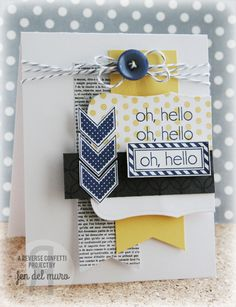 Reverse Confetti July 2013 by genie1314 - Cards and Paper Crafts at Splitcoaststampers