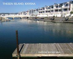 Thesen Island Knysna.......SouthAfrica #stunning Knysna, My Land, South Africa, Beautiful Homes, Destinations, Van, Holidays, Live, Building